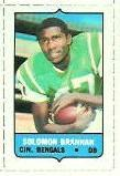 1969 Topps 4-in-1 Solomon Brannan stamp