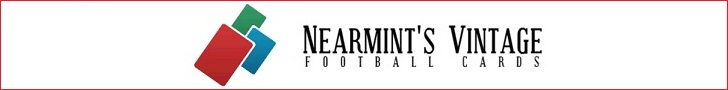 Nearmint's Vintage Football Cards banner