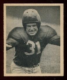 1948 Bowman #100 - Bill Miklich - exmt