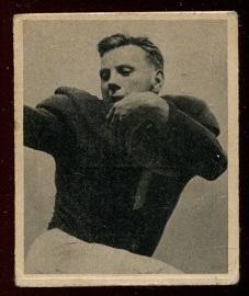 1948 Bowman #102 - Elmer Angsman - vg