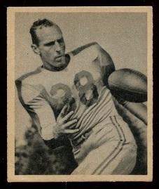1948 Bowman #21 - Bill Chipley - ex