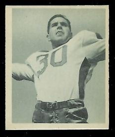 1948 Bowman #34 - Bosh Pritchard - nm
