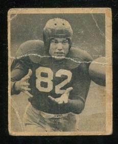 1948 Bowman #4 - Ray Poole - vg-ex