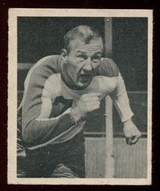 1948 Bowman #43 - Al Wistert - vg-ex