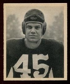 1948 Bowman #47 - Bob Mann - exmt