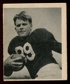 1948 Bowman #5 - Bill DeCorrevont - exmt oc