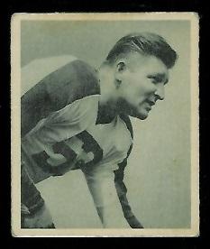 1948 Bowman #61 - Alex Wojciechowicz - vg