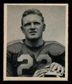 1948 Bowman #74 - Boley Dancewicz - exmt