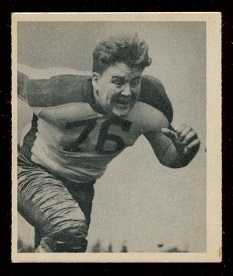 1948 Bowman #79 - Bucko Kilroy - good