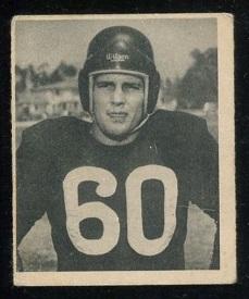 1948 Bowman #85 - Bill Gray - vg