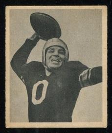 1948 Bowman #86 - John Clement - Vg-ex+