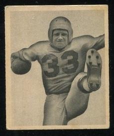1948 Bowman #89 - Herbert Banta - ex