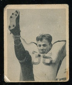 1948 Bowman #97 - Joe Muha - poor
