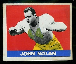 1948 Leaf #40 - John Nolan - ex