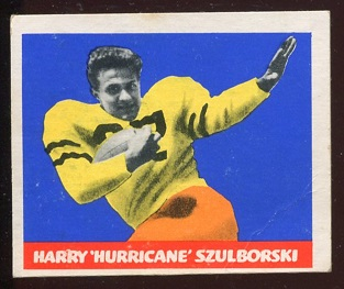 1948 Leaf #41O - Harry Szulborski - vg