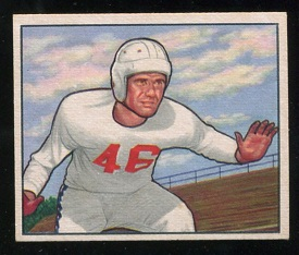 1950 Bowman #104 - Dick Hensley - exmt+