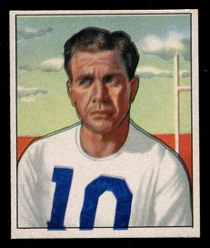 1950 Bowman #12 - Joe Golding - exmt