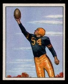 1950 Bowman #18 - Val Jansante - nm+