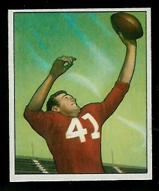 1950 Bowman #22 - Billy Dewell - nm
