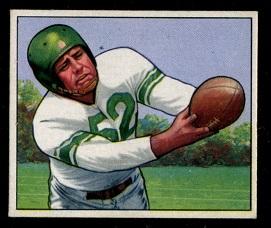 1950 Bowman #3 - Bob Nowaskey - nm+