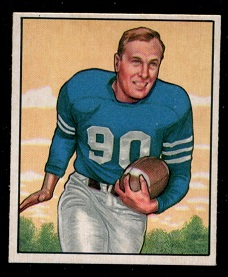 1950 Bowman #39 - Bob Hoernschemeyer - nm
