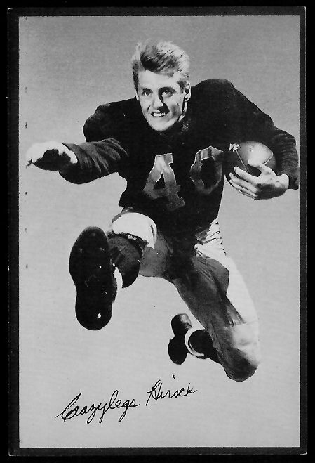 1953 Rams Team Issue #12 - Elroy Hirsch - exmt