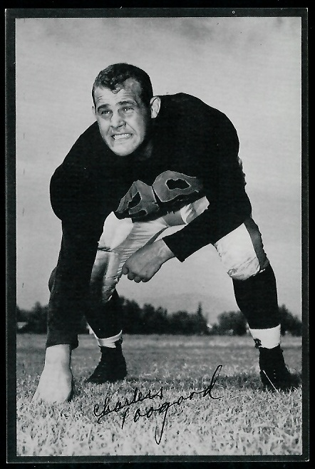 1953 Rams Team Issue #31 - Charles Toogood - exmt