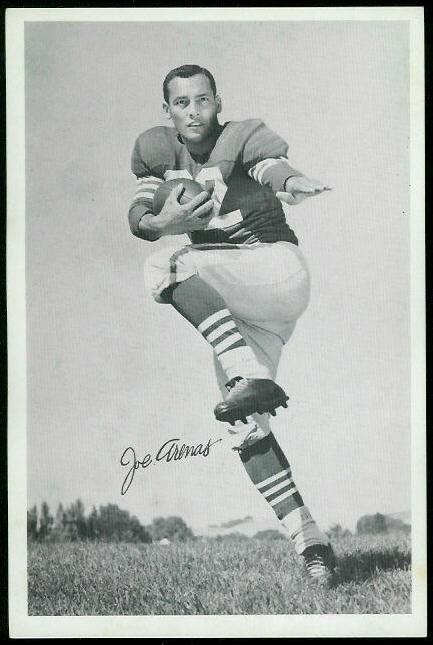 1955 49ers Team Issue #2 - Joe Arenas - nm
