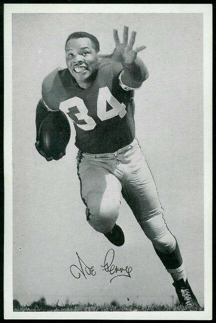 1955 49ers Team Issue #28 - Joe Perry - nm