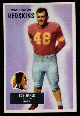 1955 Bowman #34 - Bob Haner - nm
