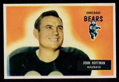 1955 Bowman #56 - John Hoffman - exmt