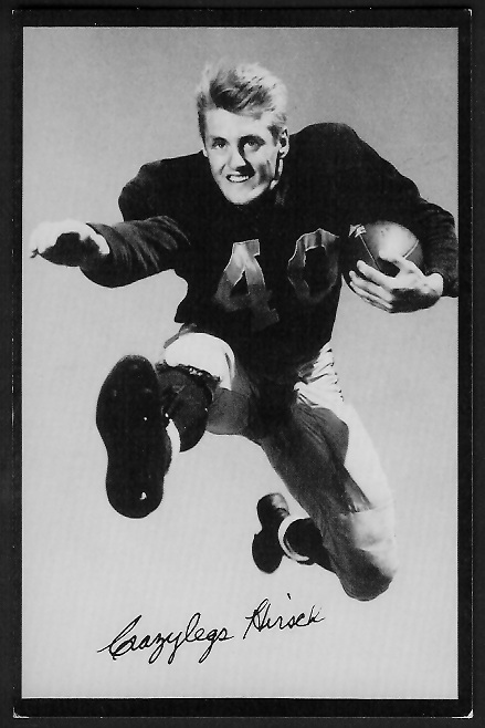 1955 Rams Team Issue #14 - Elroy Hirsch - ex