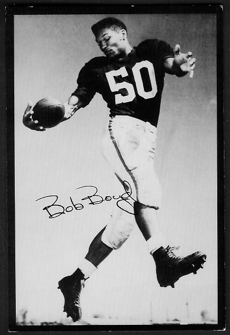 1955 Rams Team Issue #2 - Bob Boyd - ex