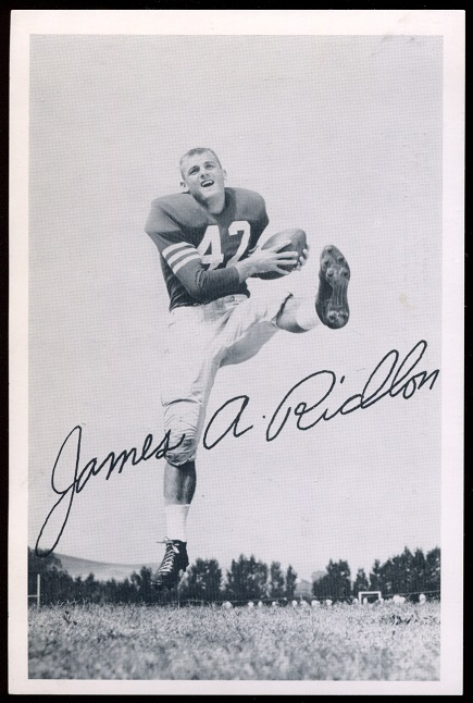 1957 49ers Team Issue #32 - Jim Ridlon - nm