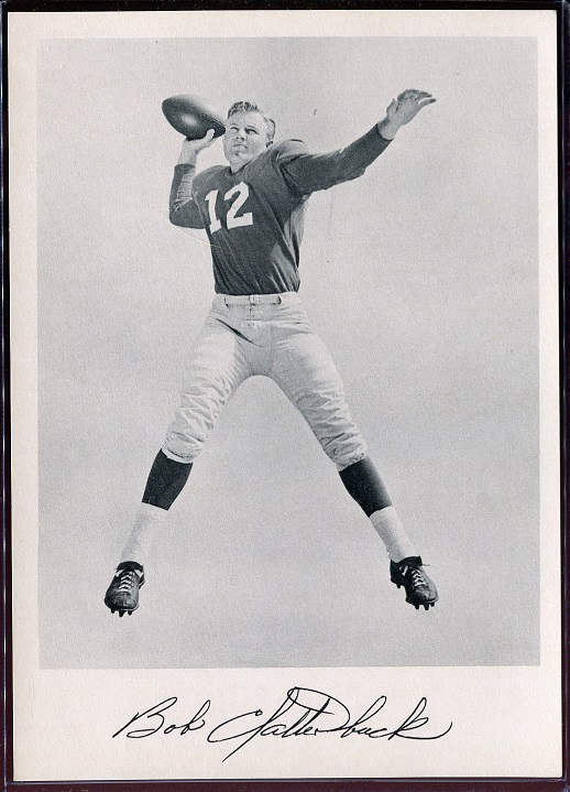 1957 Giants Team Issue #7 - Bob Clatterbuck - nm+