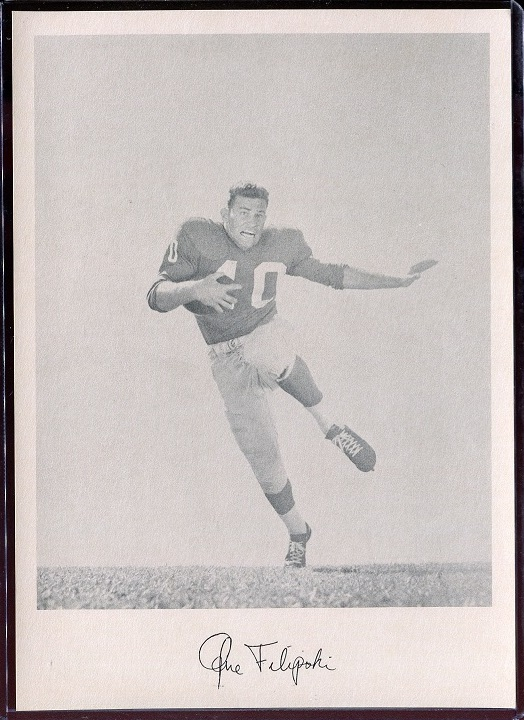 1957 Giants Team Issue #9 - Gene Filipski - nm+