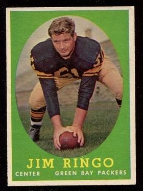 1958 Topps #103 - Jim Ringo - nm