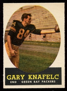 1958 Topps #56 - Gary Knafelc - nm