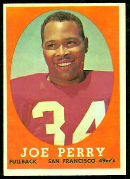 1958 Topps #93 - Joe Perry - nm