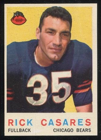 1959 Topps #120 - Rick Casares - nm
