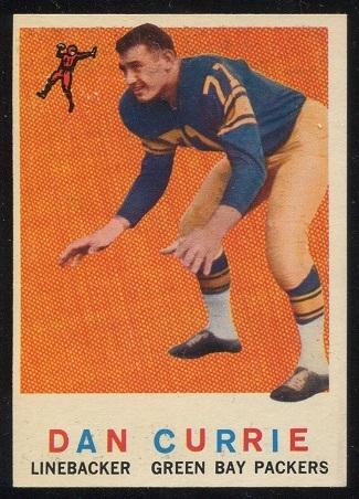 1959 Topps #162 - Dan Currie - nm