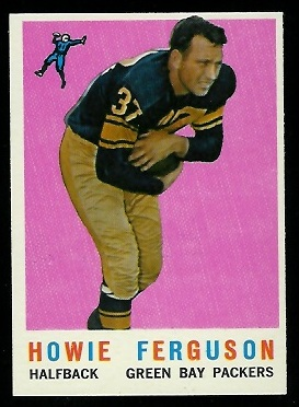 1959 Topps #56 - Howard Ferguson - nm