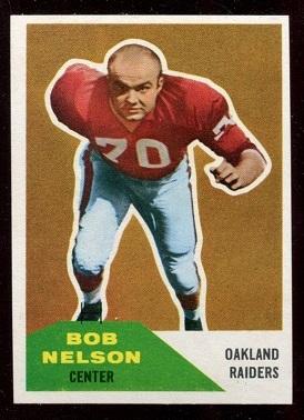 1960 Fleer #83 - Bob Nelson - nm