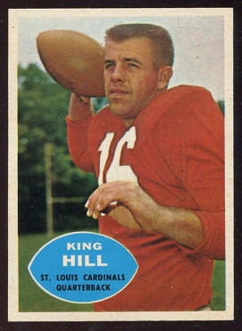 1960 Topps #103 - King Hill - nm