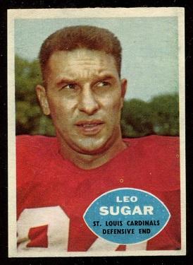 1960 Topps #110 - Leo Sugar - nm