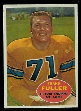1960 Topps #111 - Frank Fuller - nm