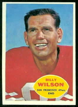 1960 Topps #117 - Billy Wilson - nm