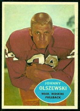 1960 Topps #125 - John Olszewski - nm