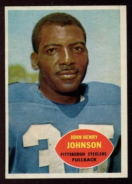 1960 Topps #94 - John Henry Johnson - nm