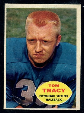 1960 Topps #95 - Tom Tracy - ex